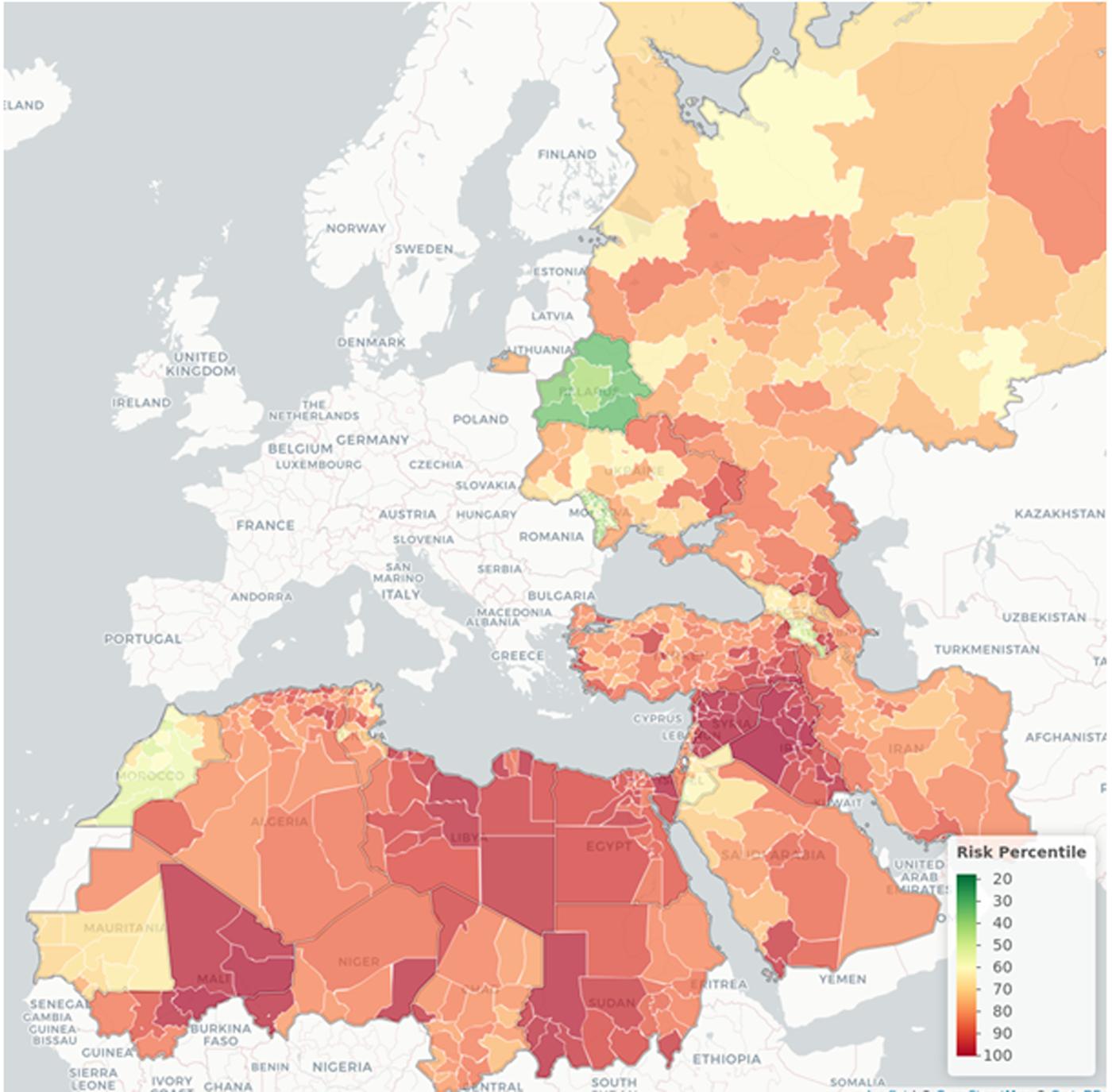 Political Violence in the European Periphery   Strategic